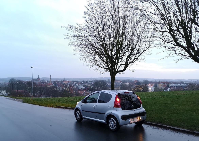 Peugeot 107 1,0 Comfort+ 5d billede 20