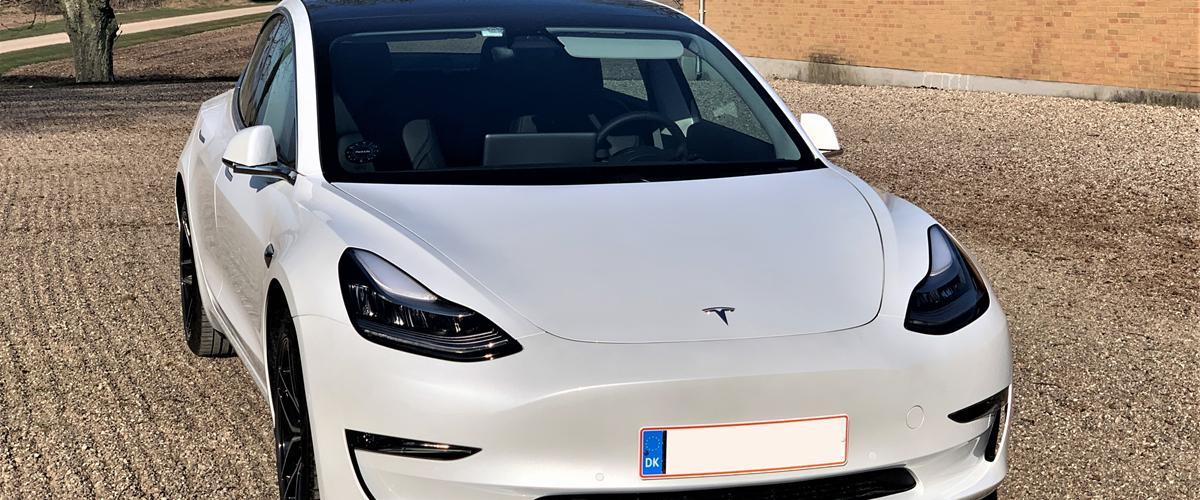 Tesla Model 3 Long Range AWD - 2020