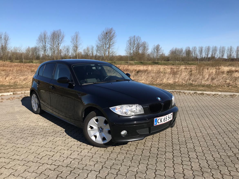 BMW E87 116i Advantage billede 1