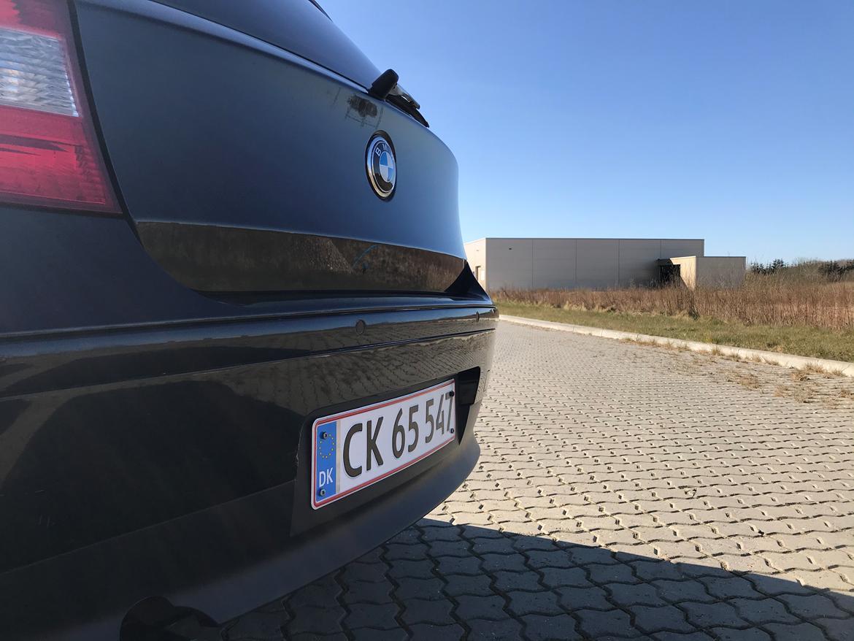 BMW E87 116i Advantage billede 8