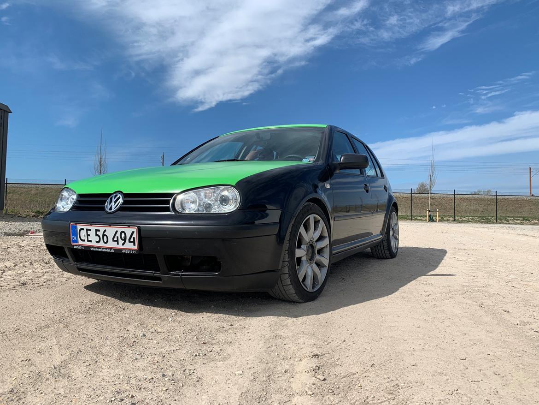 VW Golf 4 1.8 20v billede 6