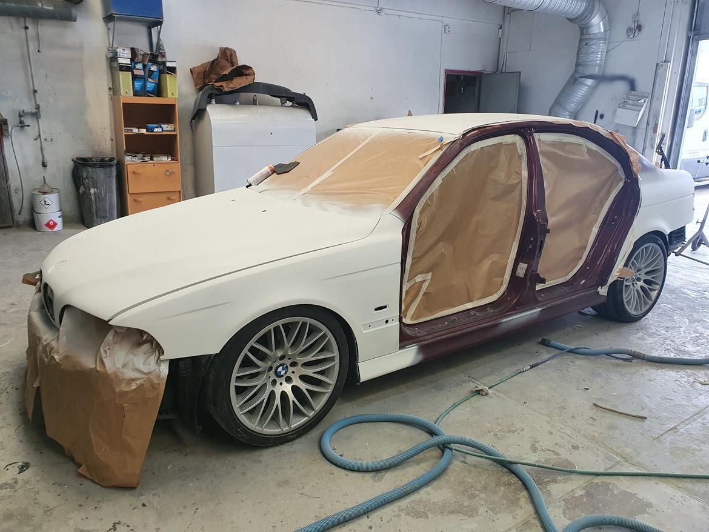 BMW E39 523iA billede 28