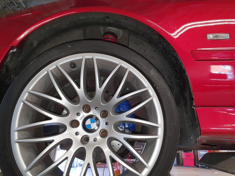 BMW E39 523iA billede 21