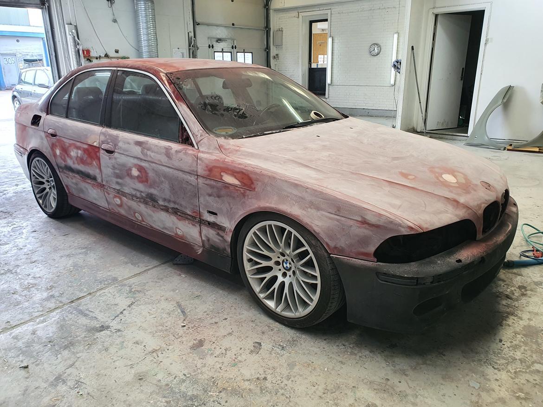 BMW E39 523iA billede 30