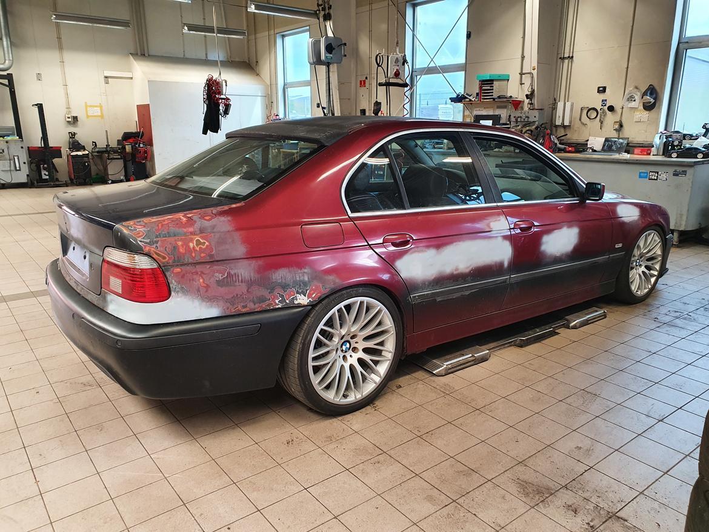 BMW E39 523iA billede 35