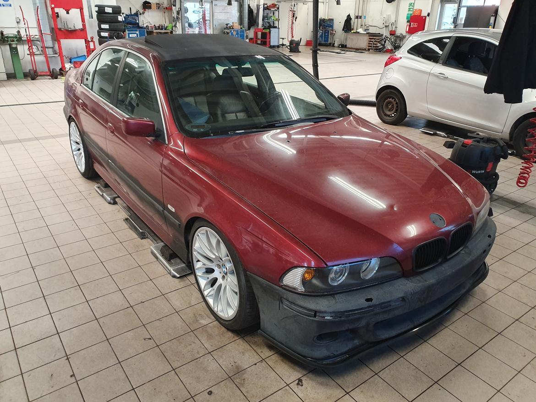 BMW E39 523iA billede 45