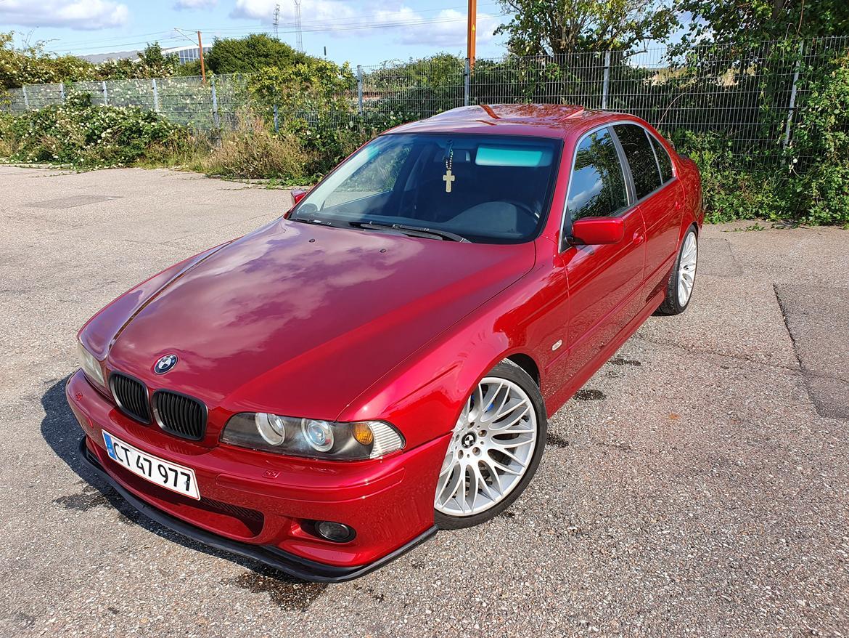 BMW E39 523iA billede 6
