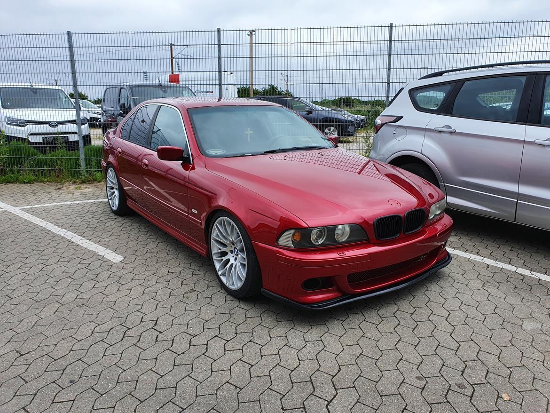 BMW E39 523iA billede 23