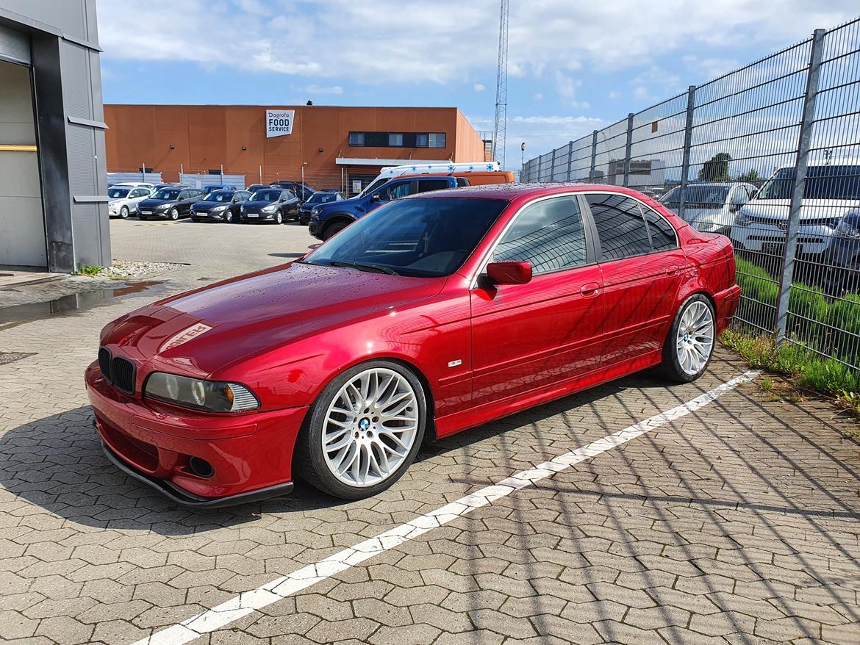 BMW E39 523iA billede 22