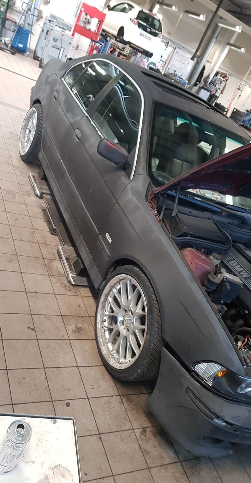BMW E39 523iA billede 49