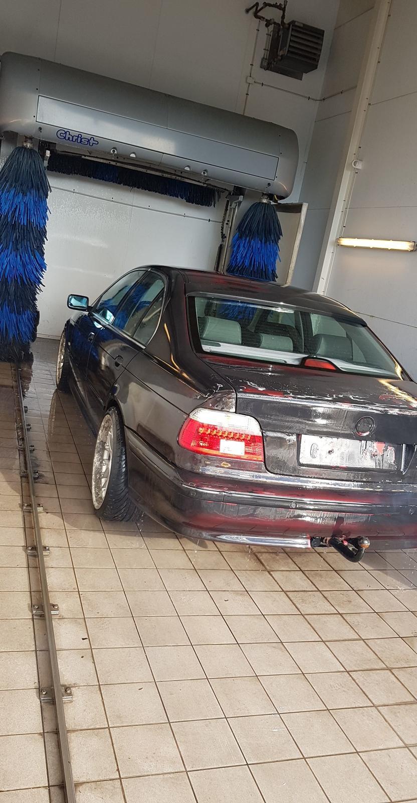 BMW E39 523iA billede 48