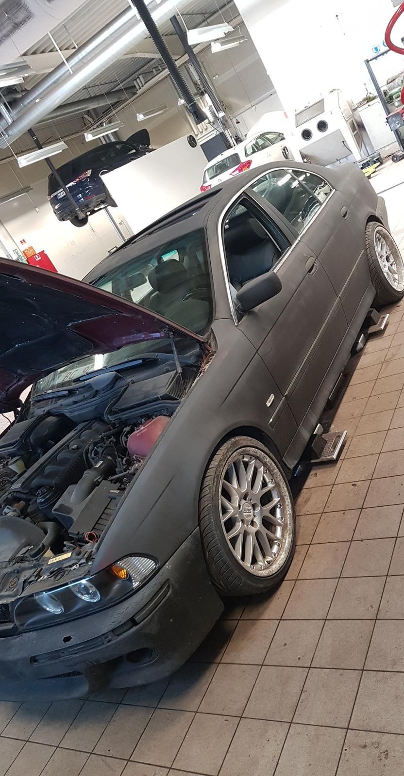 BMW E39 523iA billede 50