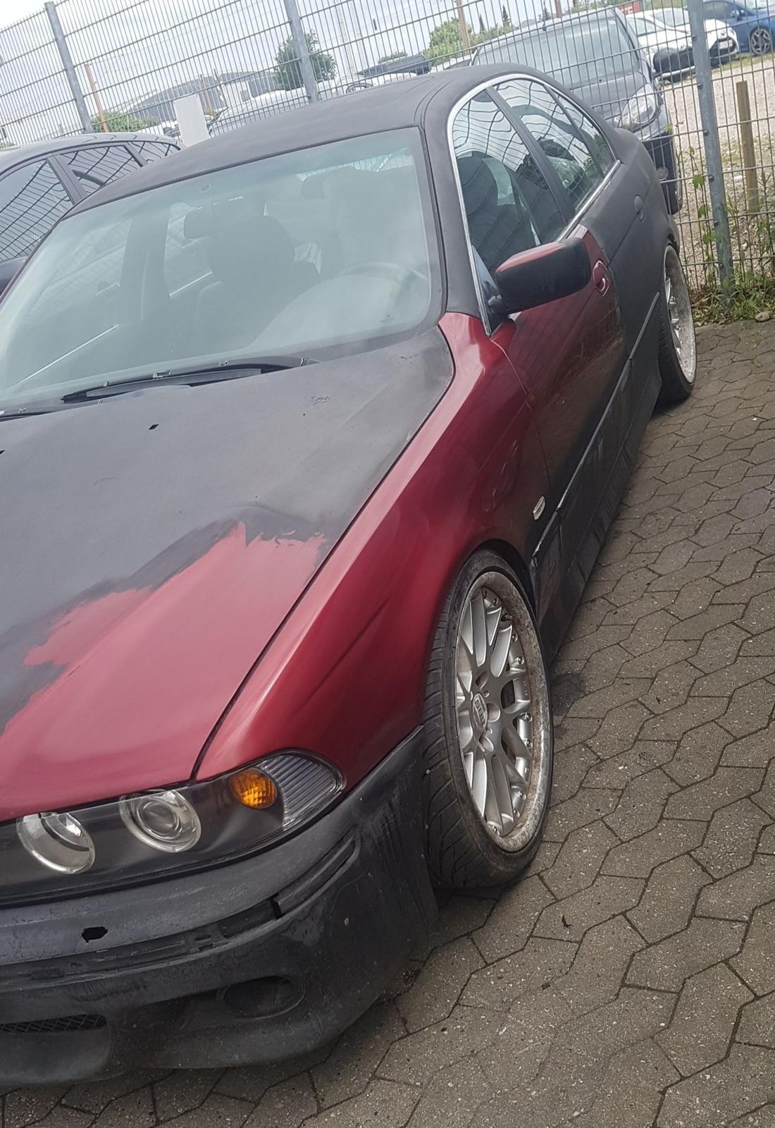 BMW E39 523iA billede 46