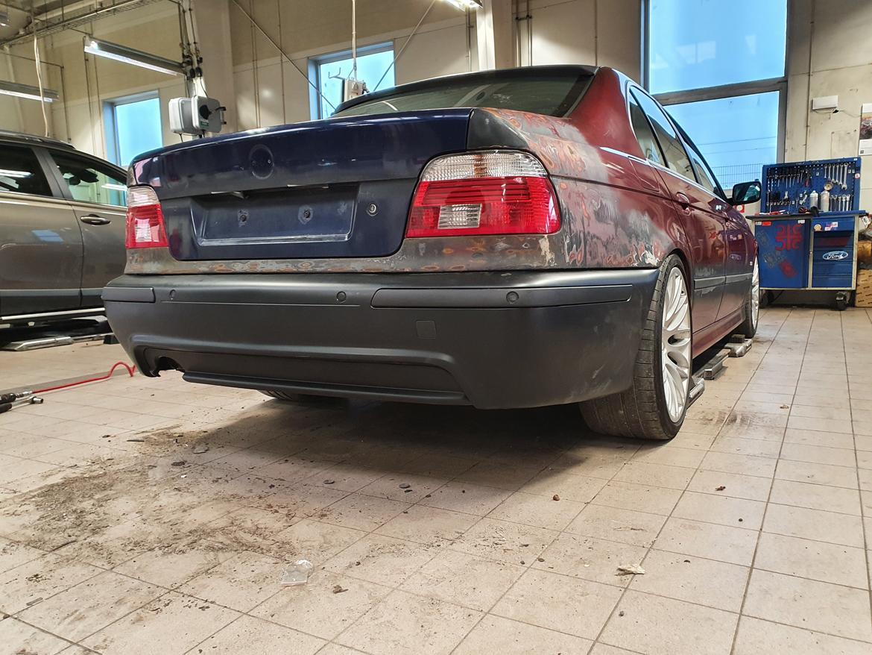BMW E39 523iA billede 36