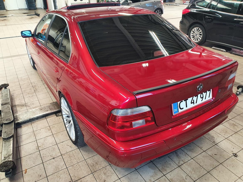 BMW E39 523iA billede 4