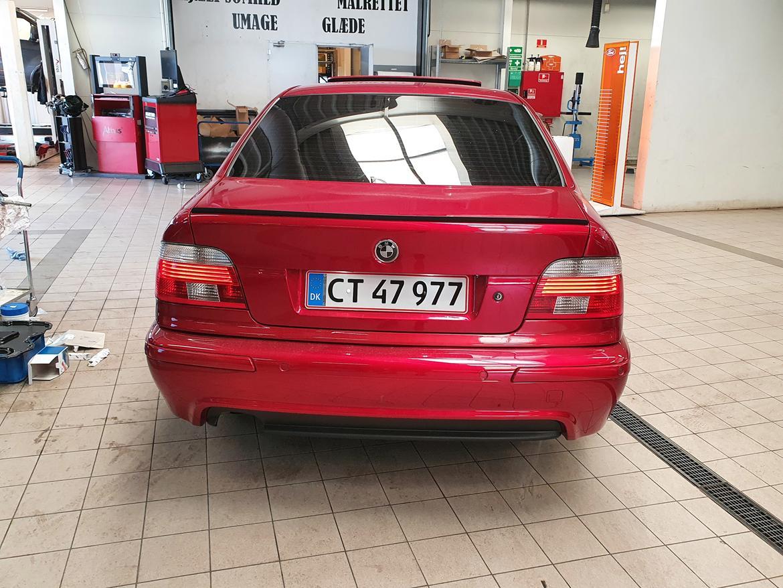 BMW E39 523iA billede 9