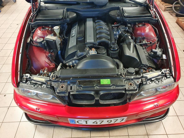 BMW E39 523iA billede 13