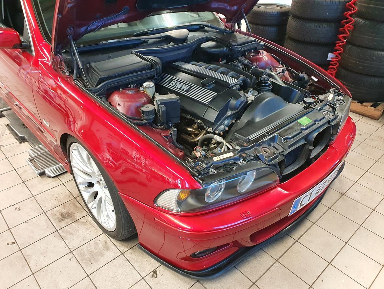 BMW E39 523iA billede 15