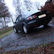Mazda 6 notchback