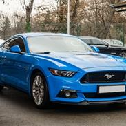 Ford Mustang GT Coupé/Fastback