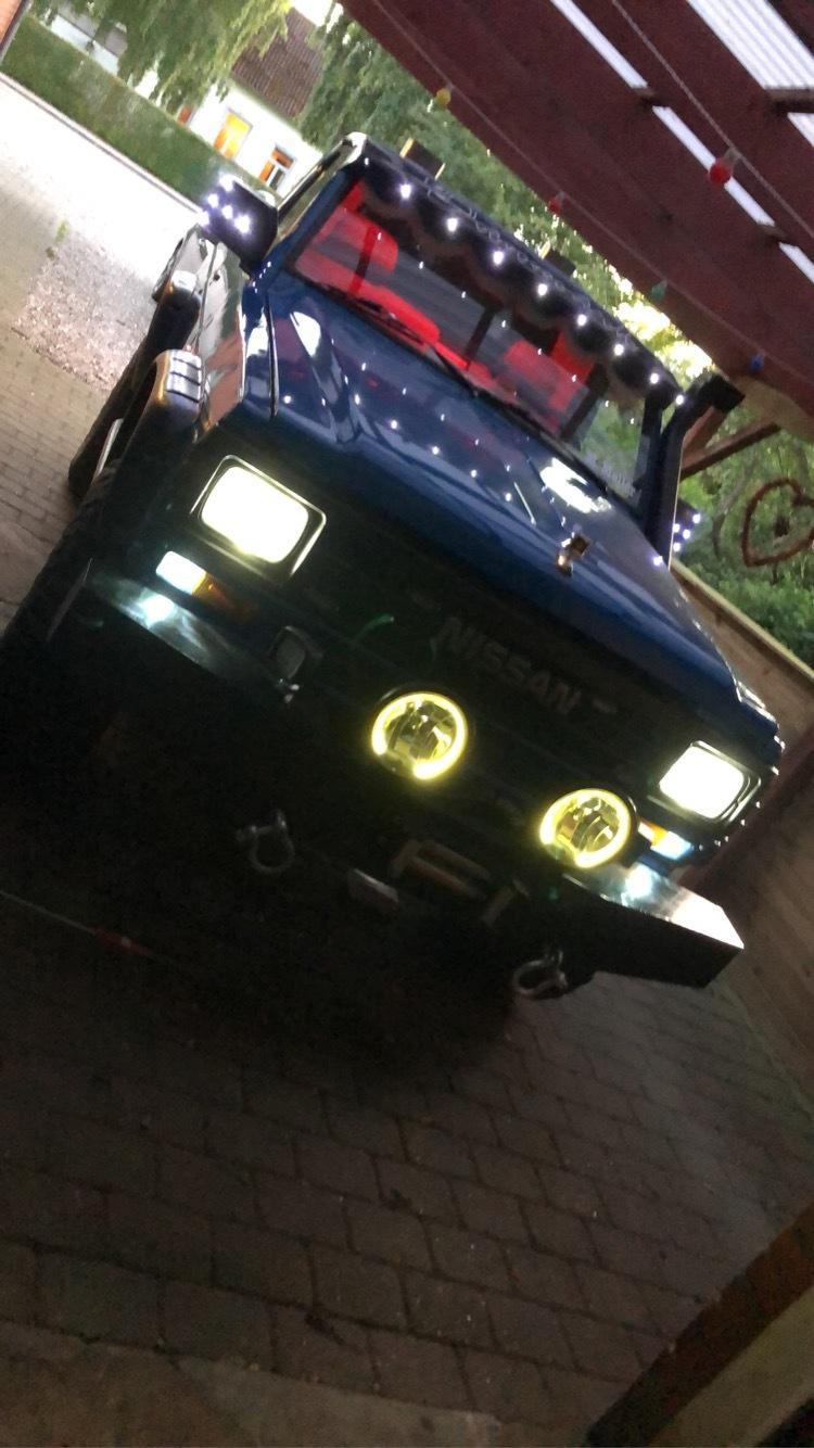 Nissan Patrol  billede 9