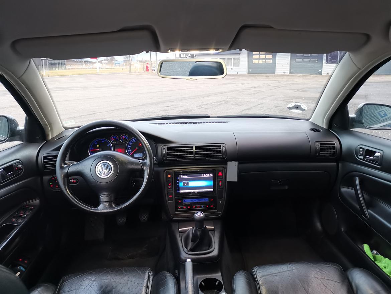 VW Passat 1.9 TDI 130 HK 6G highline billede 10