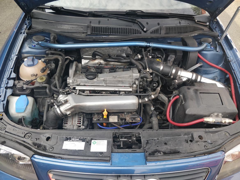 Audi A3 8L 1.8T billede 17