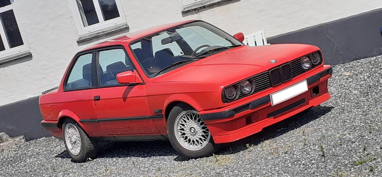 BMW E30 318iS billede 2
