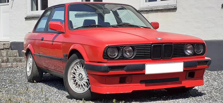 BMW E30 318iS billede 6