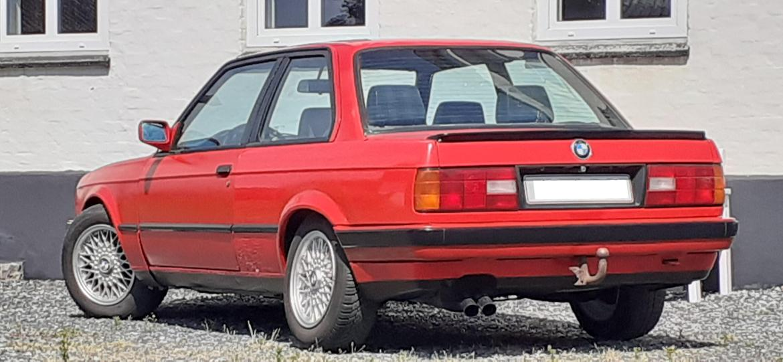 BMW E30 318iS billede 8
