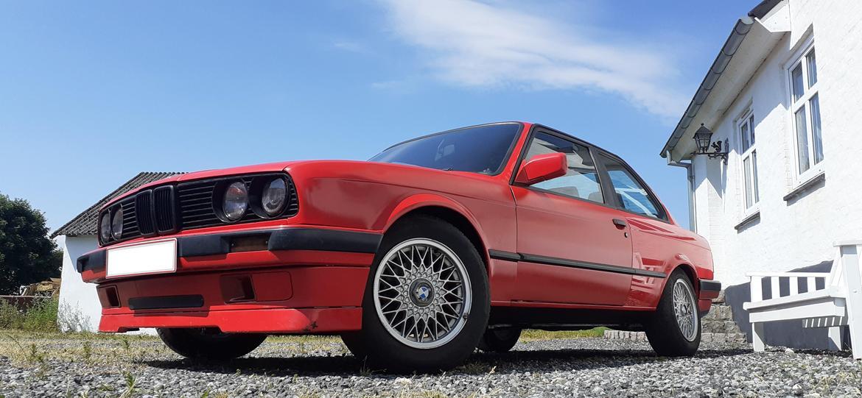 BMW E30 318iS billede 9