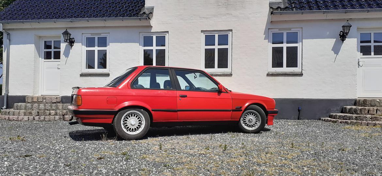 BMW E30 318iS billede 11