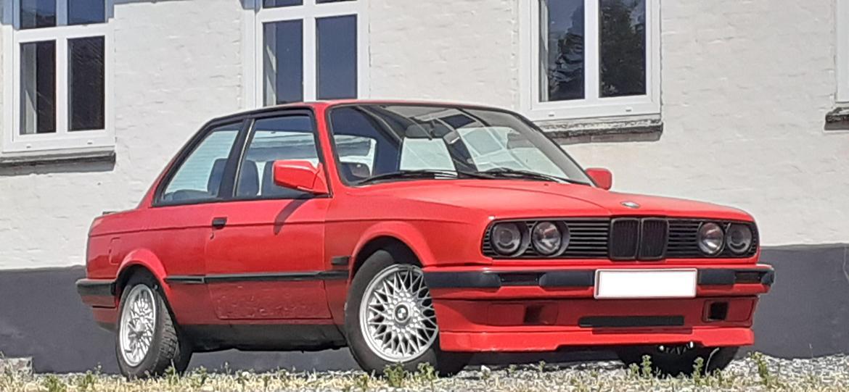 BMW E30 318iS billede 12