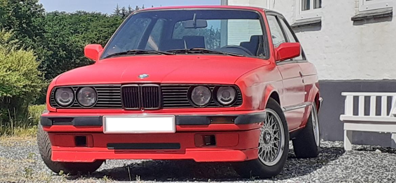 BMW E30 318iS billede 16