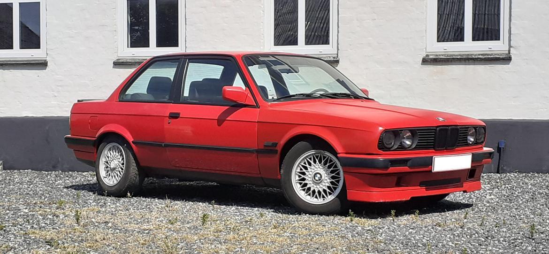 BMW E30 318iS billede 19