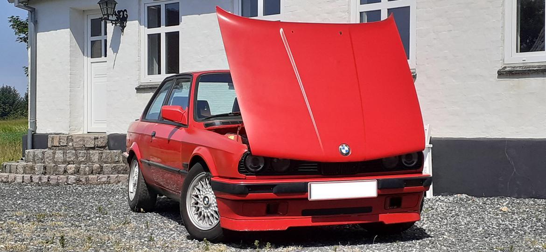 BMW E30 318iS billede 20