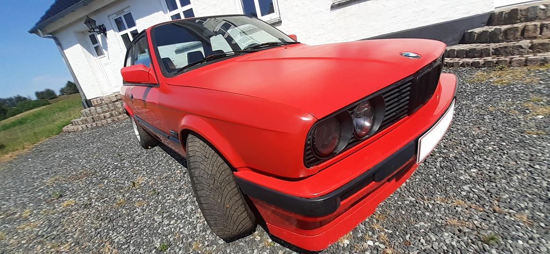 BMW E30 318iS billede 21