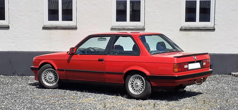 BMW E30 318iS billede 22