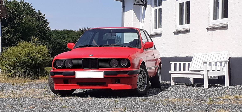 BMW E30 318iS billede 23