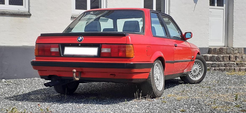 BMW E30 318iS billede 24