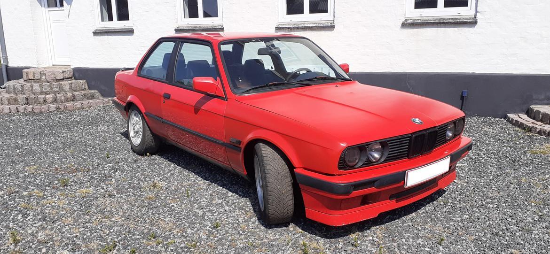 BMW E30 318iS billede 26