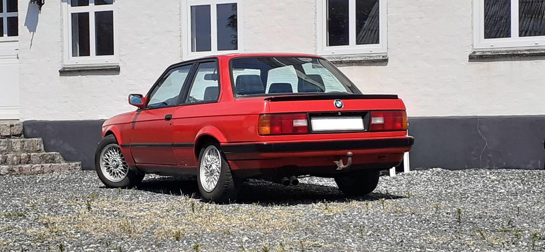 BMW E30 318iS billede 36