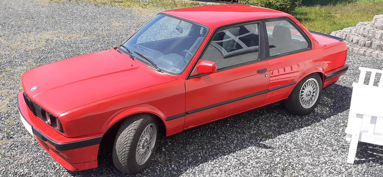 BMW E30 318iS billede 43