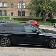 BMW 520d Touring xDrive M-Sport