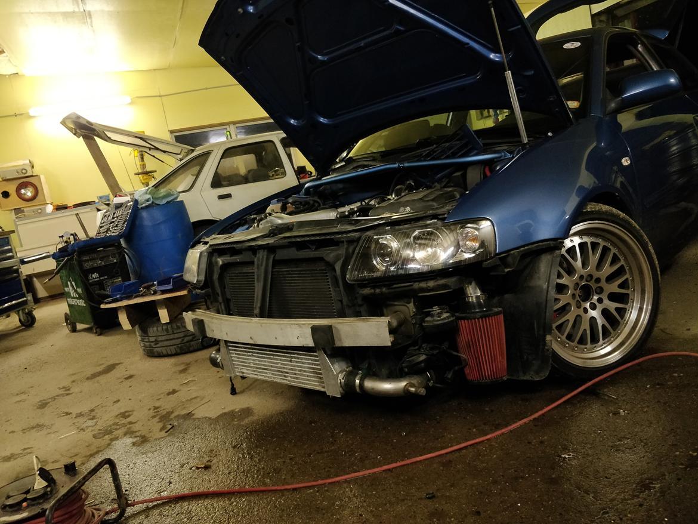 Audi A3 8L 1.8T billede 7