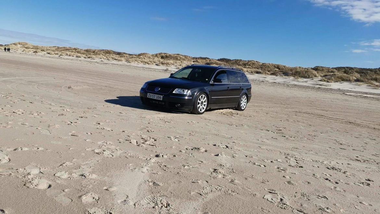 VW Passat 1.8T billede 8