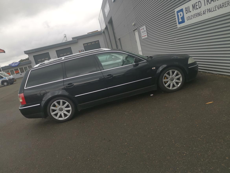 VW Passat 1.8T billede 11
