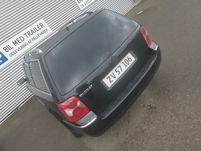 VW Passat 1.8T billede 12