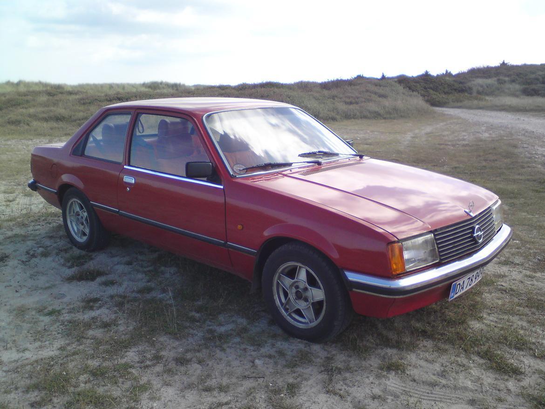 Opel Rekord E1 billede 3