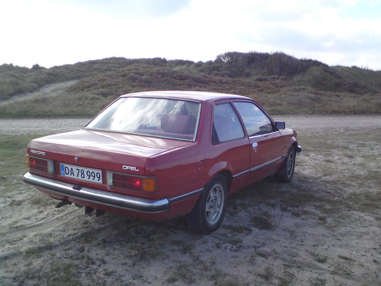 Opel Rekord E1 billede 4